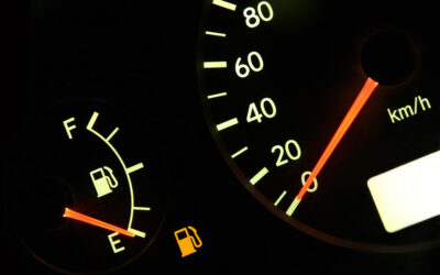 Are you driving on empty?